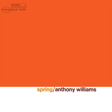 Anthony Williams - Spring Vinyl