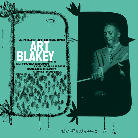 Art Blakey Quintet - A Night At Birdland Vol. 2 LP