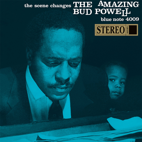 Bud Powell - The Scene Changes: The Amazing Bud Powell Vol 5 Vinyl