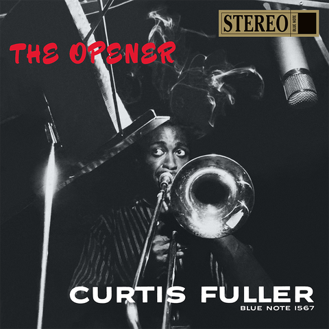 Curtis Fuller - The Opener Vinyl