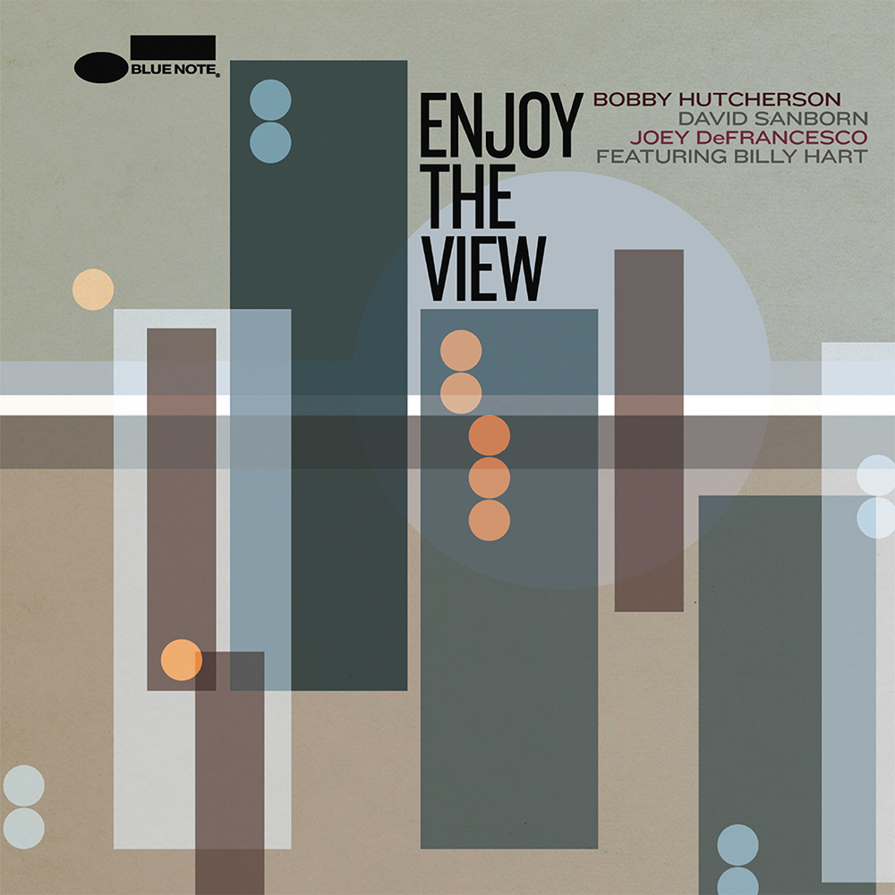 Bobby Hutcherson & Joey Defrancesco - Enjoy The View CD