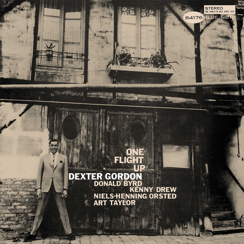 Dexter Gordon - One Flight Up LP