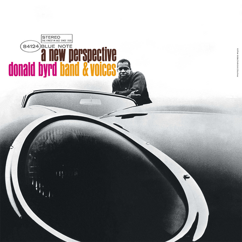 Donald Byrd - A New Perspective Vinyl