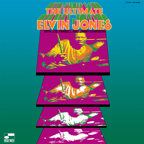 Elvin Jones - The Ultimate Vinyl