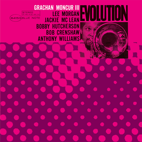 Grachan Moncur III - Evolution Vinyl