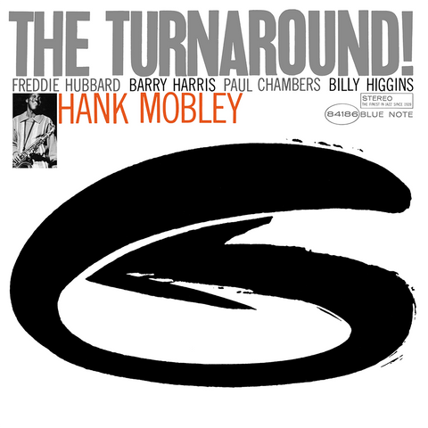 Hank Mobley - The Turnaround LP