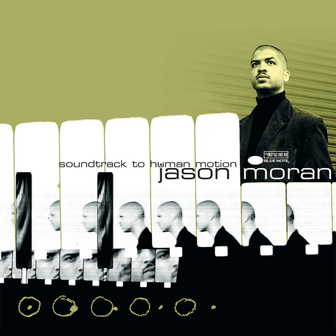 Jason Moran - Soundtrack to Human Motion LP