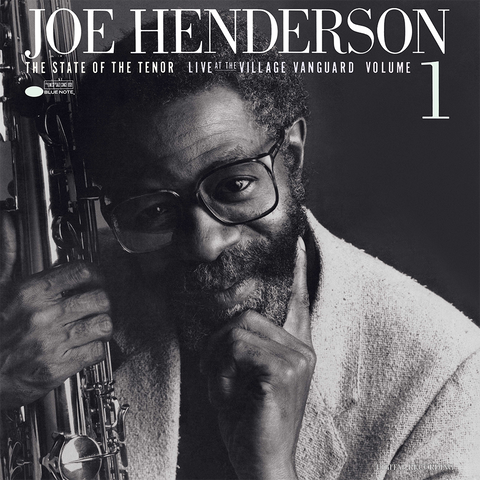 Joe Henderson - The State of The Tenor Vol. 1 Vinyl
