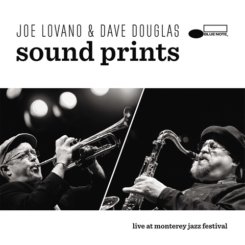 Joe Lovano & Dave Douglas - Live at Monteray Jazz Festival CD