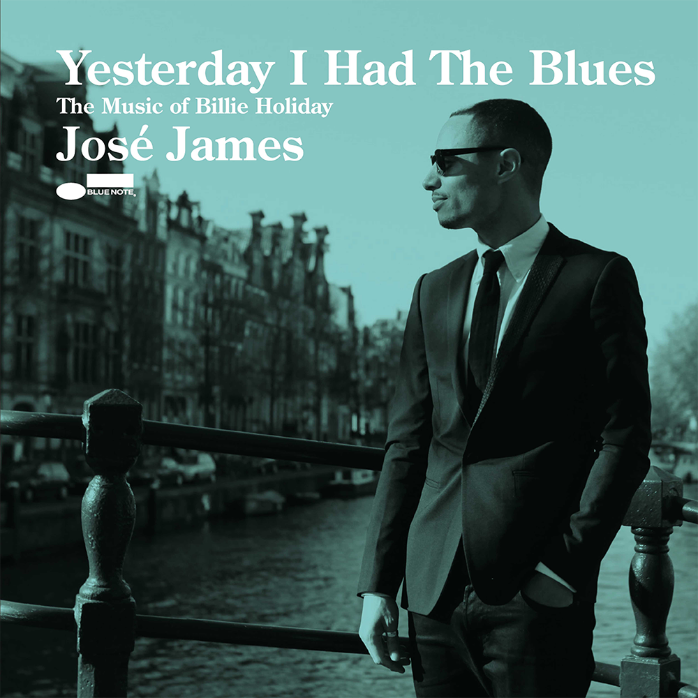 Jose James - Yesterday I had The Blues: The Music of Billie Holiday CD
