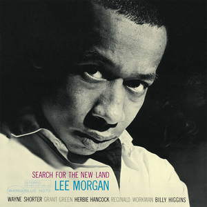 Lee Morgan - Search For The New Land LP