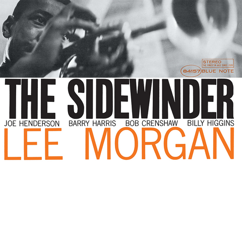 Lee Morgan - The Sidewinder Vinyl