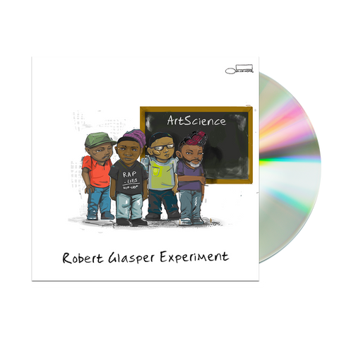Robert Glasper Experiment CD