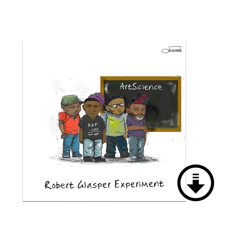 Robert Glasper Experiment Digital