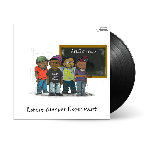 Robert Glasper Experiment LP