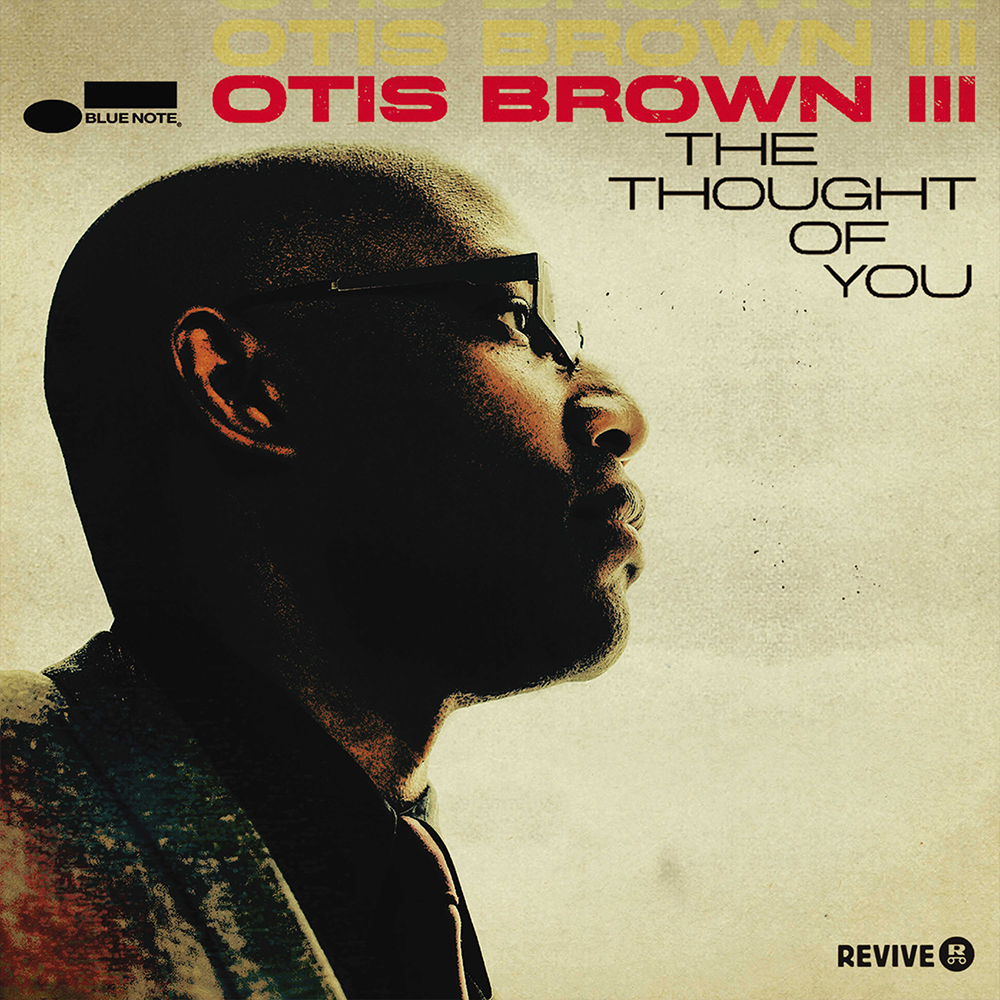Otis Brown III - The Thought Of You CD