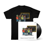 Robert Glasper Experiment Vinyl LP + Black T-Shirt