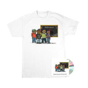 Robert Glasper Experiment CD + White T-Shirt