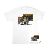 Robert Glasper Experiment Digital Album + White T-Shirt