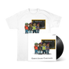 Robert Glasper Experiment Vinyl LP + White T-Shirt