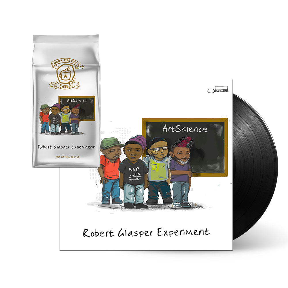 Robert Glasper Experiment Vinyl LP + Coffee