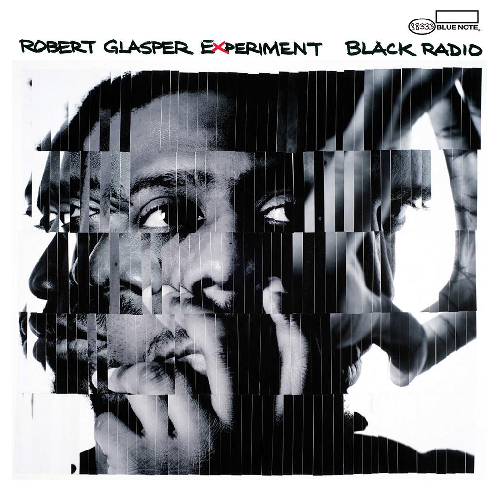 Robert Glasper Experiment - Black Radio CD