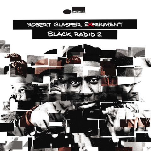 Robert Glasper - Black Radio 2 Vinyl