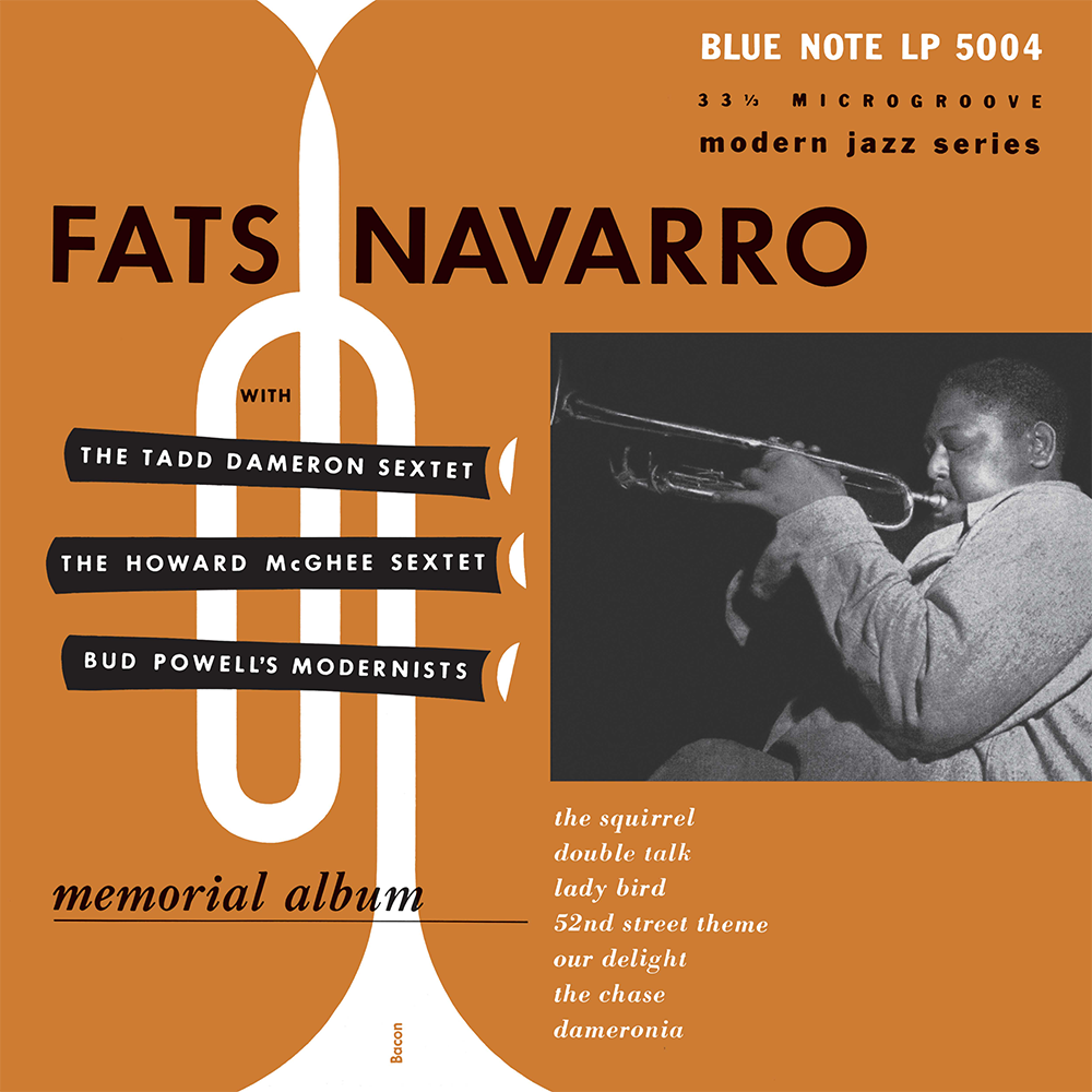 Fats Navarro - Memorial Album Vinyl