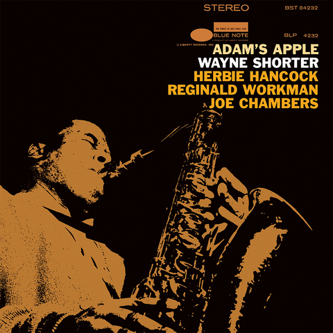 Wayne Shorter - Adam's Apple LP