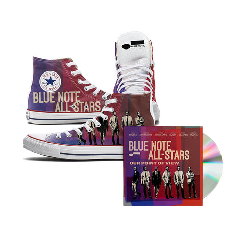 "Blue Note All Stars - Our Point Of View CD/Vinyl + ""Chucks"" Bundle"