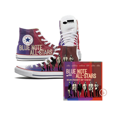 "Blue Note All Stars - Our Point Of View Digital Album + ""Chucks"" Bundle"