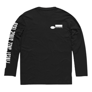 Blue Note Long Sleeve Logo Shirt
