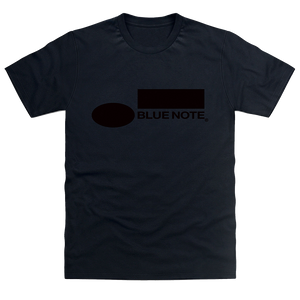 Blue Note Logo T-Shirt Black