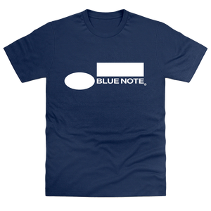 Blue Note Logo T-Shirt Blue