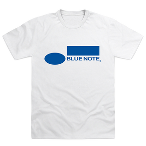 Blue Note Logo T-Shirt White