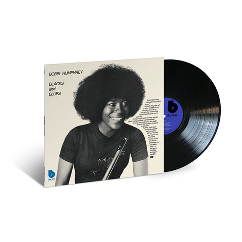 Bobbi Humphrey - Blacks and Blues LP (Blue Note 80 Vinyl Edition)