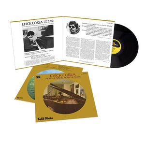 Chick Corea - Now He Sings, Now He Sobs LP (Tone Poet Series)