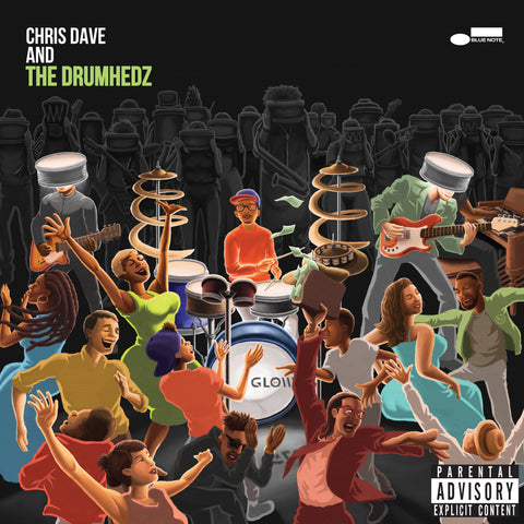Chris Dave and The Drumhedz – Chris Dave and The Drumhedz