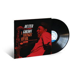 Dexter Gordon - A Swingin' Affair LP (Blue Note 80 Vinyl Edition)