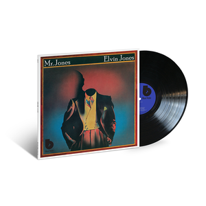 Elvin Jones - Mr. Jones LP (Blue Note 80 Vinyl Edition)