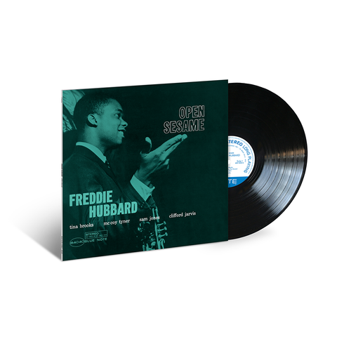Freddie Hubbard - Open Sesame LP (Blue Note 80 Vinyl Edition)