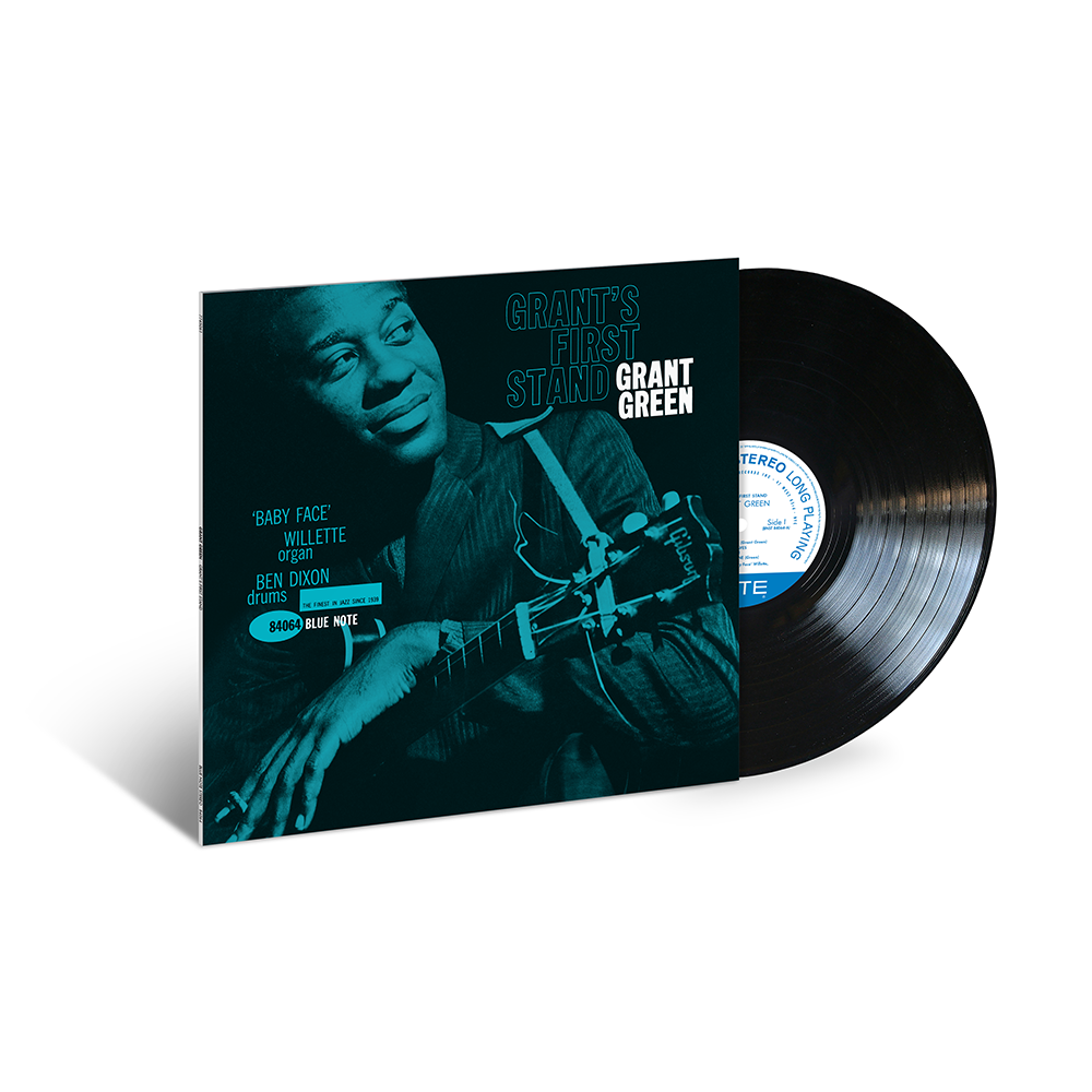 Grant Green - Grant's First Stand LP (Blue Note 80 Vinyl Edition)