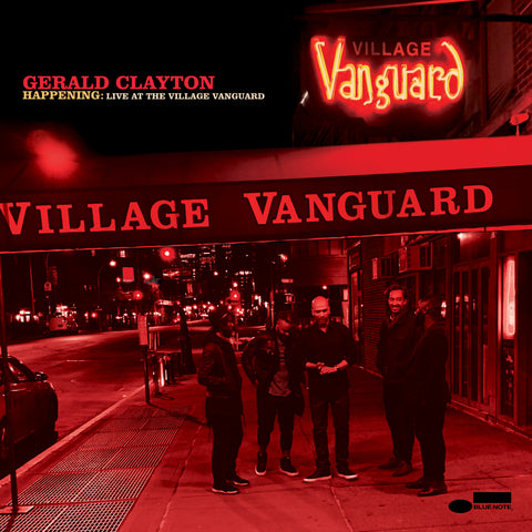 Gerald Clayton - Happening: Live at the Village Vanguard