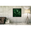 Green Street Framed Canvas Art