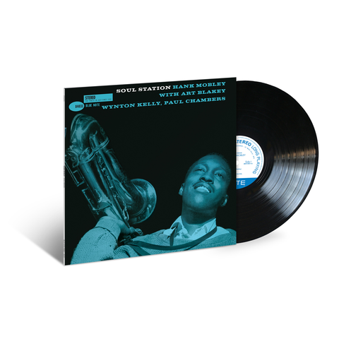 Hank Mobley - Soul Station LP (Blue Note Classic Vinyl Edition)
