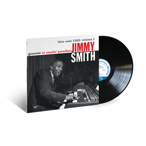 Jimmy Smith - Groovin' At Small's Paradise LP (Blue Note 80 Vinyl Edition)