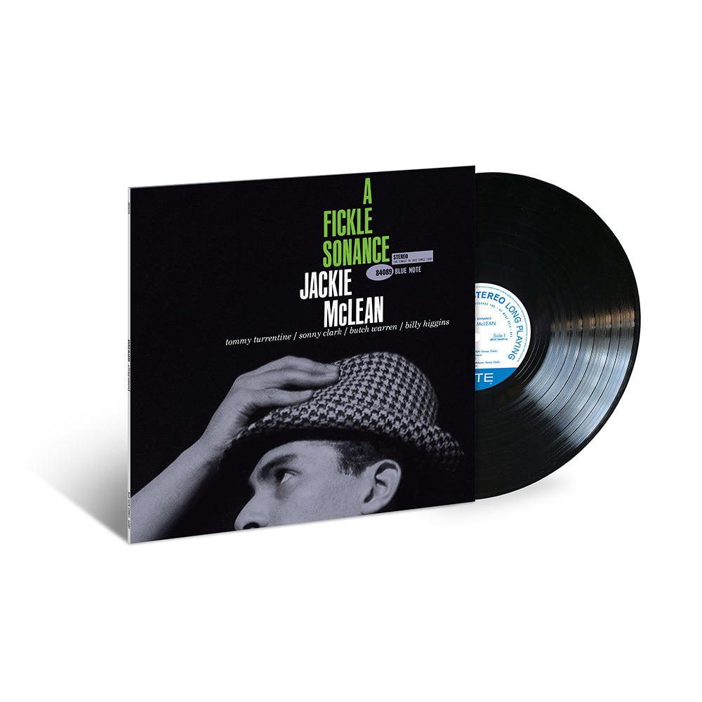 Jackie McLean - A Fickle Sonance LP (Blue Note 80 Vinyl Edition)