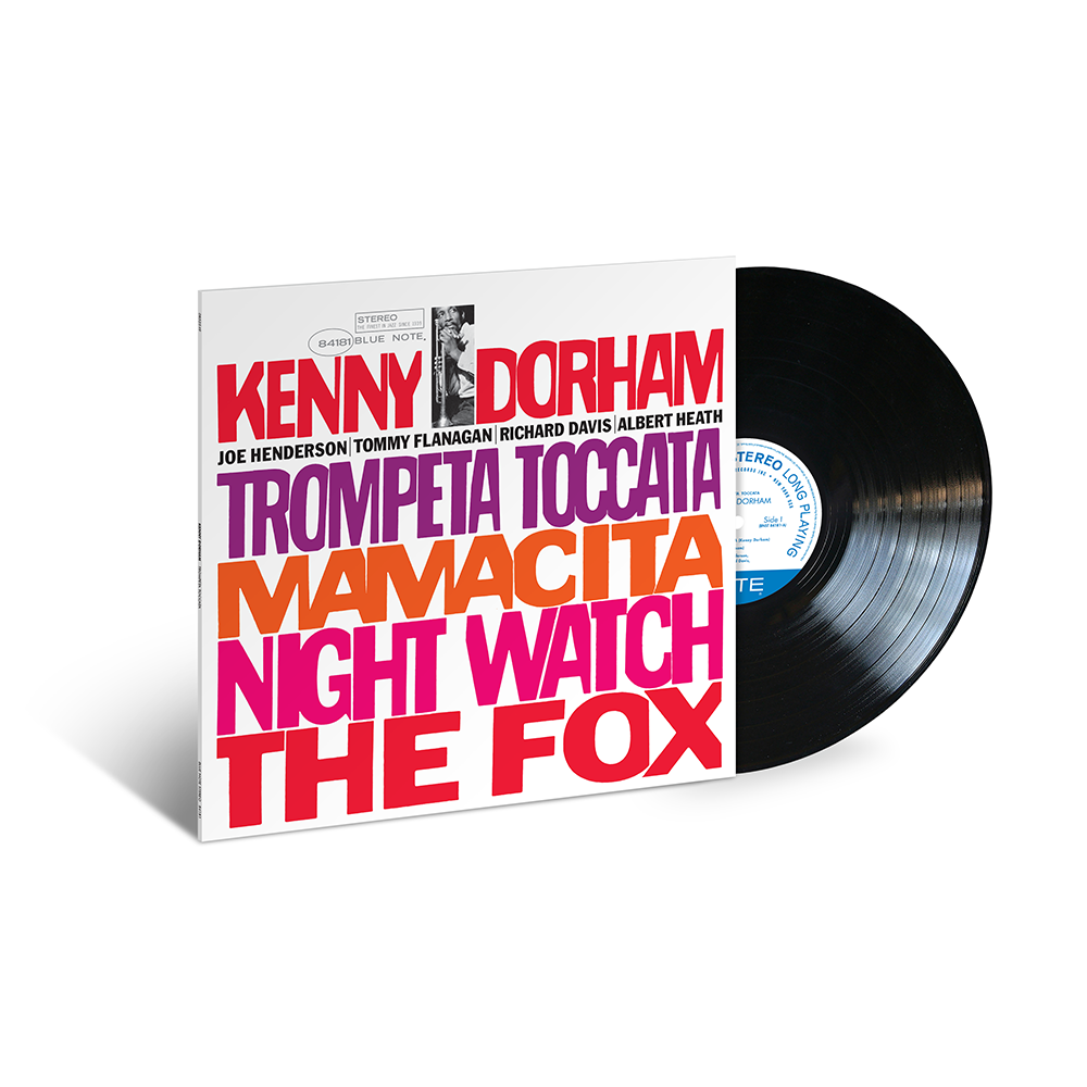 Kenny Dorham - Trompeta Toccata LP (Blue Note 80 Vinyl Edition)