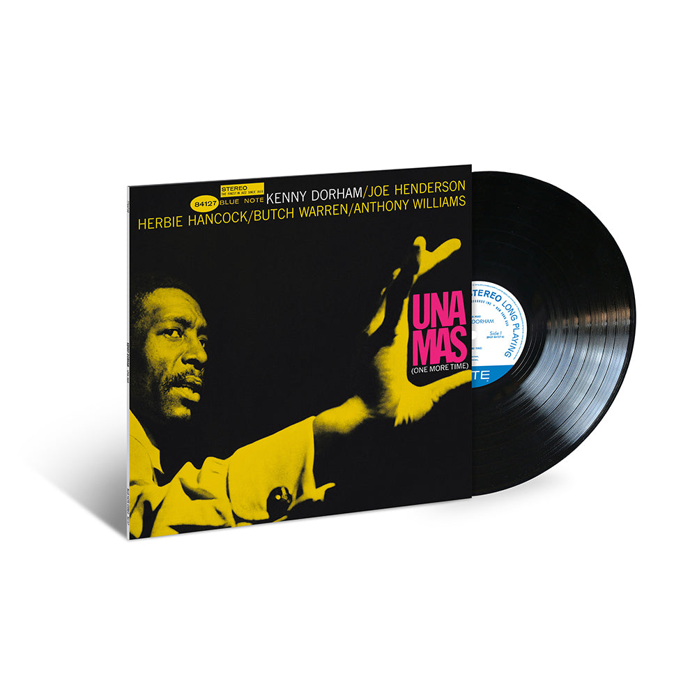 Kenny Dorham - Una Mas LP (Blue Note 80 Vinyl Edition)