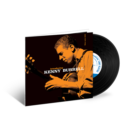 Kenny Burrell - Introducing Kenny Burrell LP (Tone Poet Series)